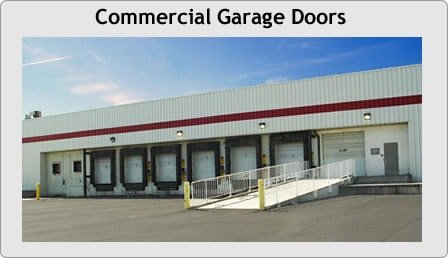 commercial garage door repair markham