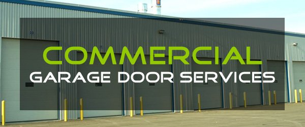 commercial garage door repair services