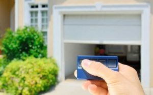 garage door opener remote repair