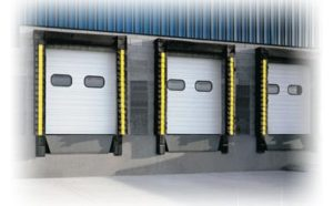 loading dock commercial garage door