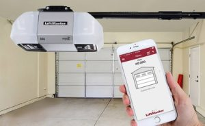 liftmaster garage door opener installation