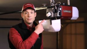 liftmaster garage door opener program