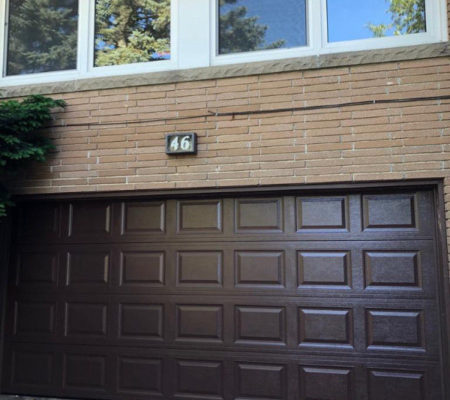 garage door repair before