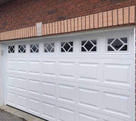 garage door service before