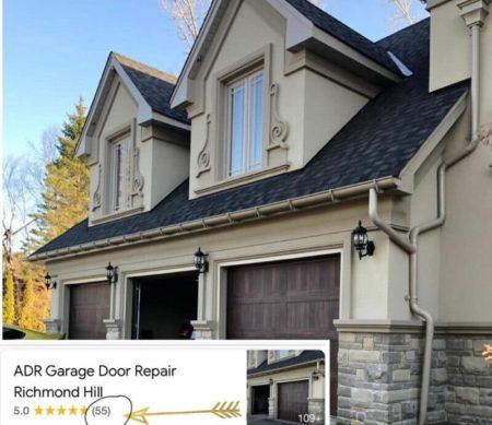 ADR garage door repair Richmond hill- ON