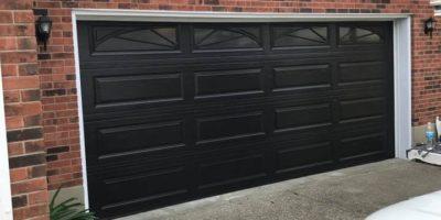 after- garage door