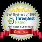 ADR Garage Door Three Best Rated