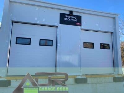 commercial garage door installation Markham