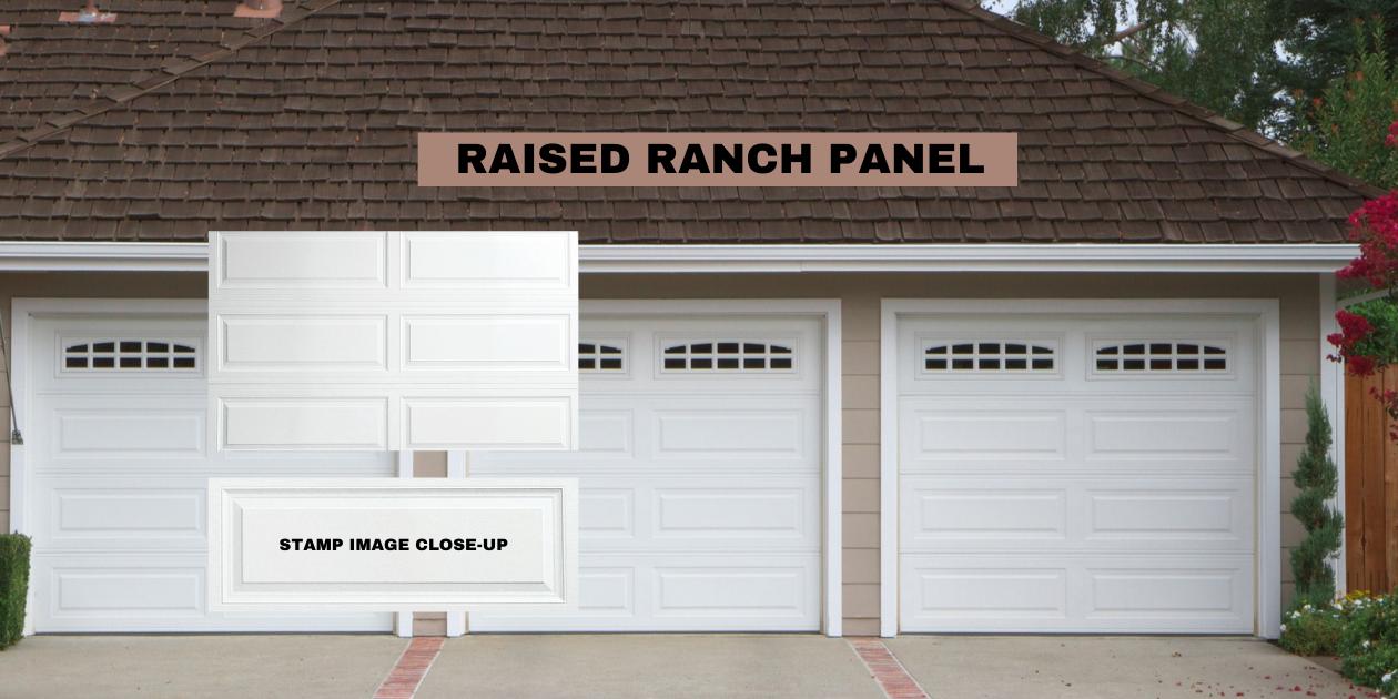 RAISED RANCH PANEL